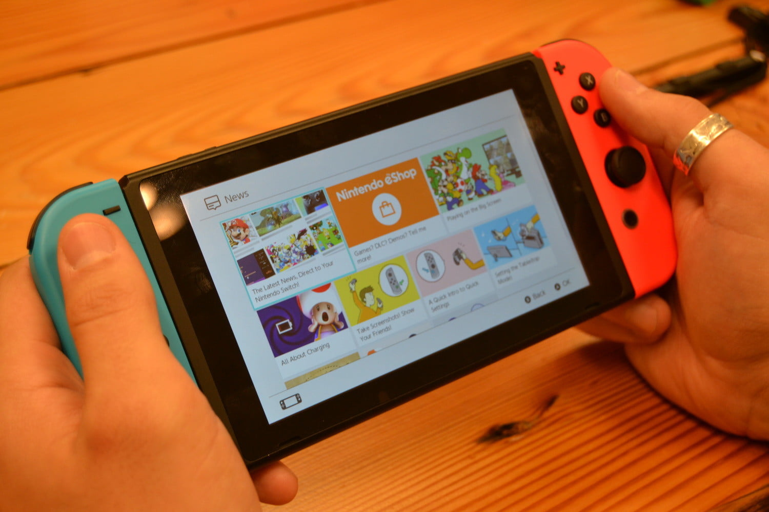 Nintendo S Switch Is One Console You Can Take Everywhere