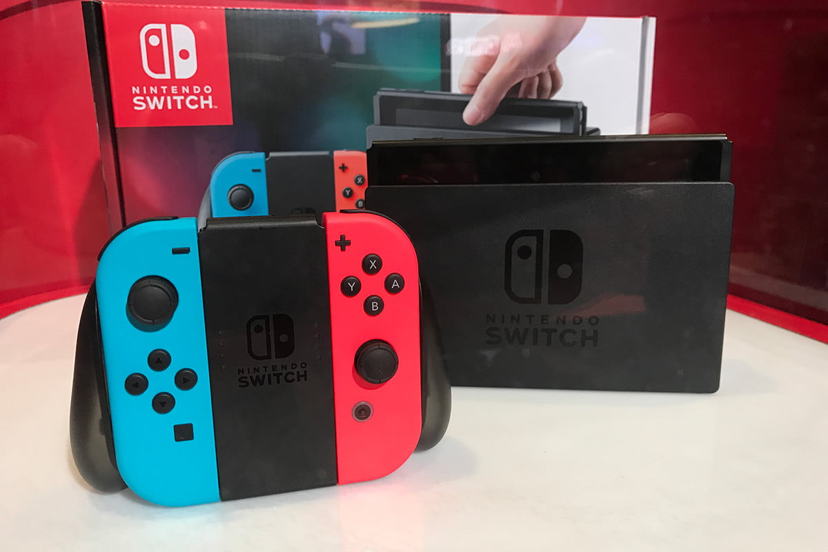 why the nintendo switch is best console for pc gamers  hands on