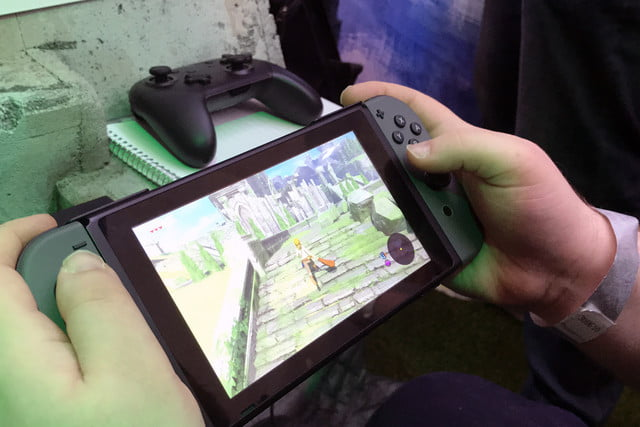 immersion nintendo bring touchsense tech to switch  hands on