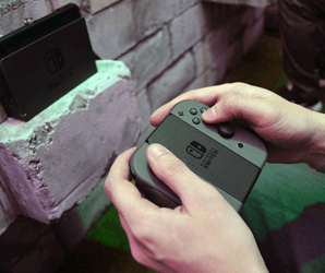 Perplexing, unique, and a whole lot of fun, the Switch is classic Nintendo