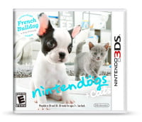 Nintendogs + Cats 3D