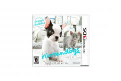 nintendogs cats  ds review cover art