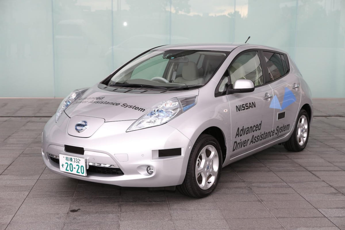 the rise of machines nissan announces driverless cars in japan autonotmous leaf