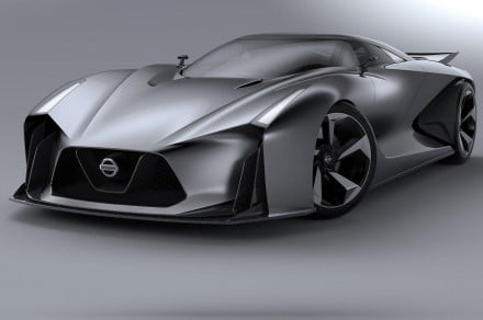 The 2018 Nissan GT-R will use