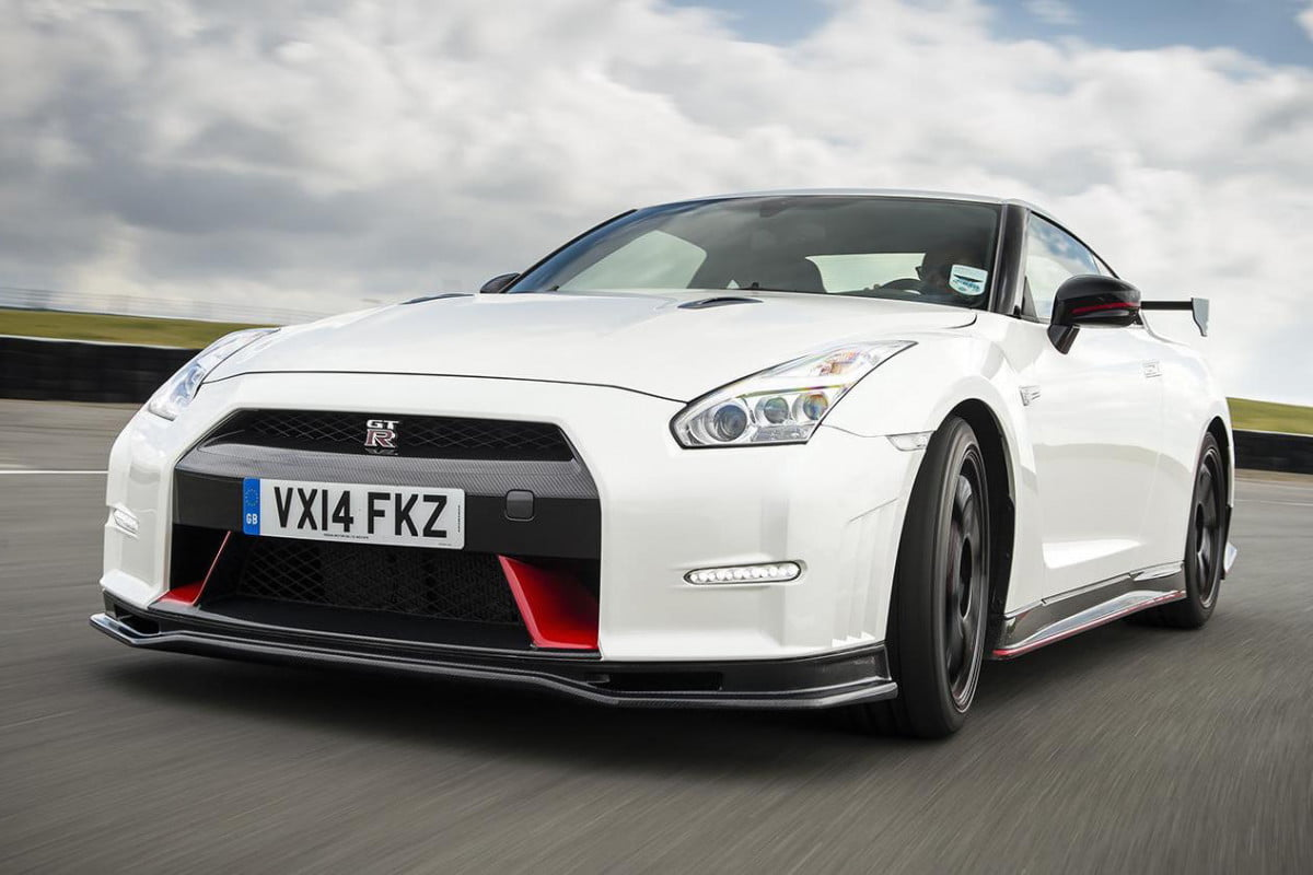 nissan gt r performance updates specs news rumors nismo front angle