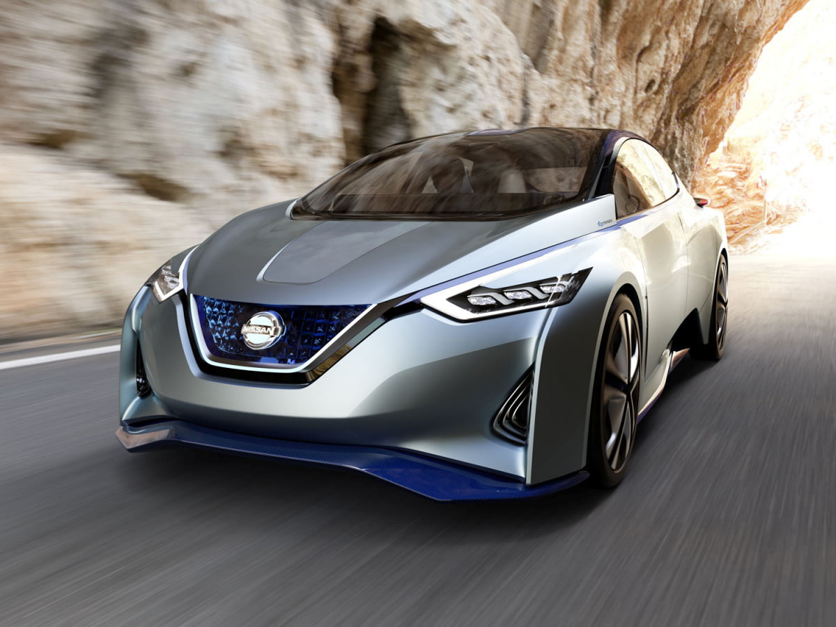 nissans ghosn cautious on self driving cars news quotes nissan ids concept