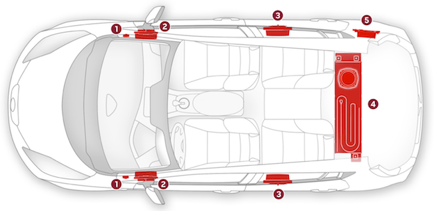 Nissan adds some Yin to the LEAF's Yang with a new high-efficiency Bose sound system