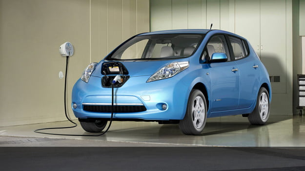 Nissan responds to sluggish Leaf sales with improvements for 2013