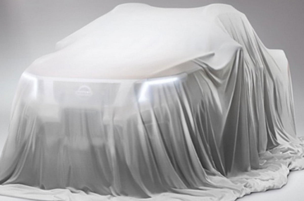 nissan continues tease new frontier pickup cryptic testing video teaser photo