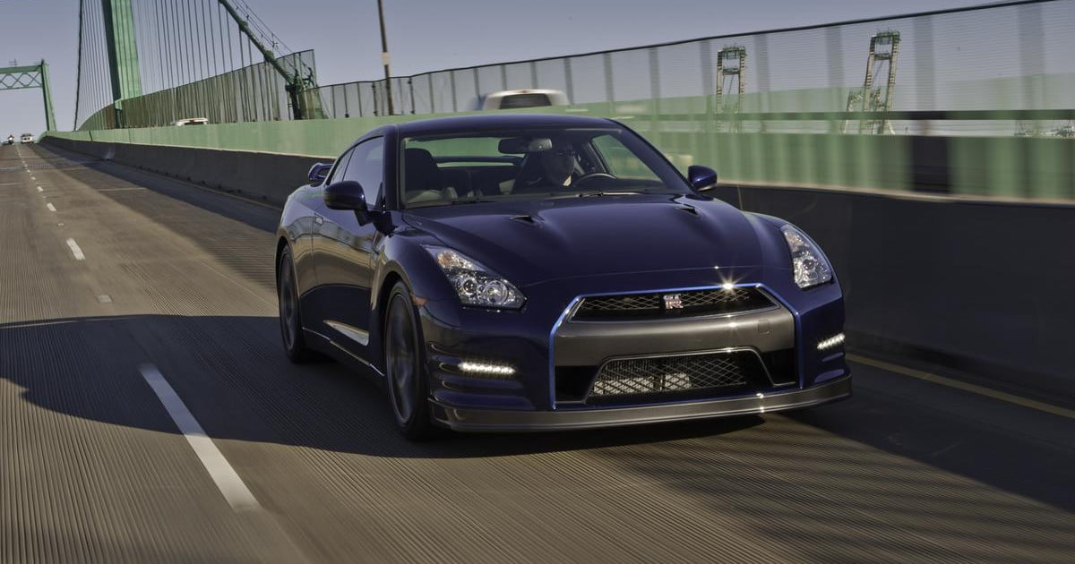 Next Nissan Gt R Confirmed For 2018 Digital Trends