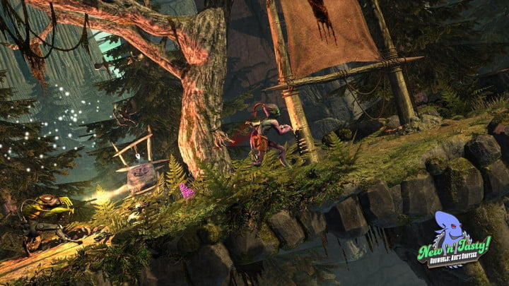 oddworld new n tasty review screenshot