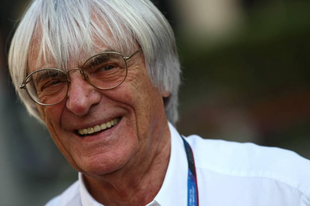 No fellowship needed: F1 Boss Ecclestone may buy Nürburgring himself