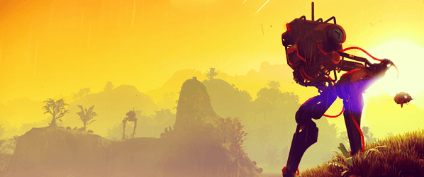 'No Man's Sky' is too grand for its own good