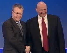 nokia-elop-and-ballmer-together-handshake