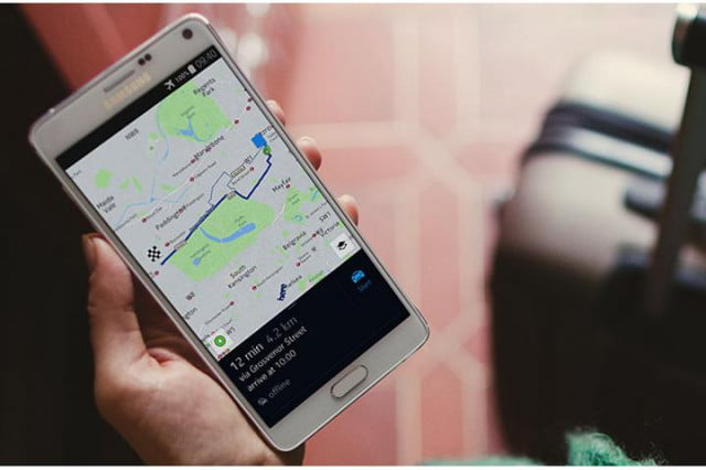 nokia here maps android app ios plans