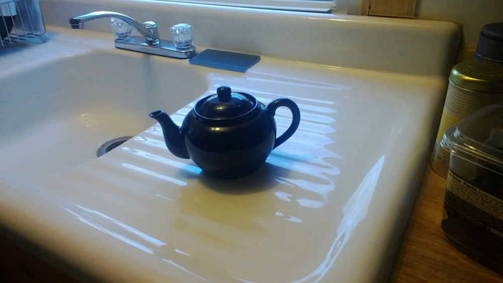 Nokia Lumia 820 review camera sample teapot