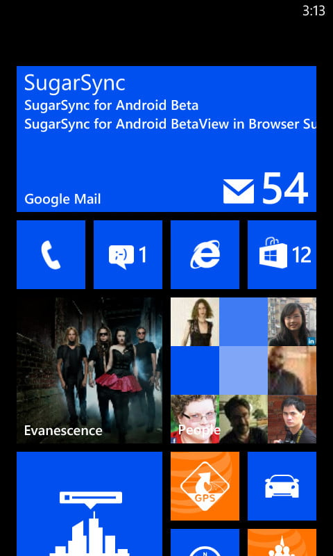 Nokia Lumia 820 review screenshot live tiles windows 8 phone