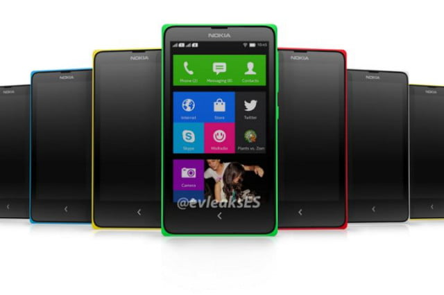 nokia normandy running android leaked again leak