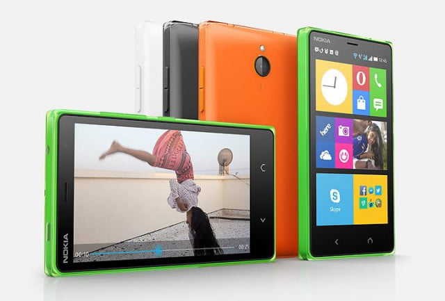 nokia x  android phone announced