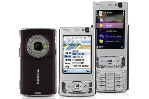 A complete history of the camera phone digital trends - Telephone portable 8 megapixel ...