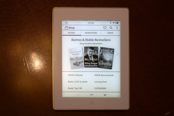 Nook Glowlight Plus 1