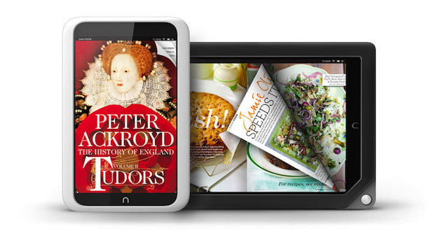 Nook HD and HD+ UK