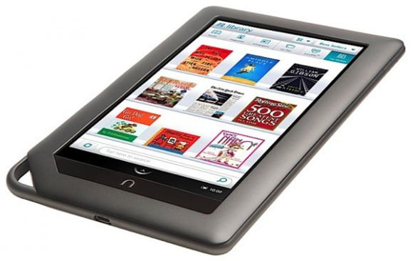 Barnes & Nobel Nook-Tablet