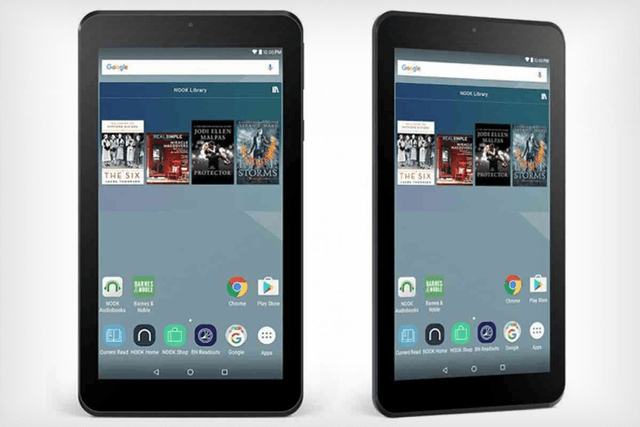 nook sales suspended tablet