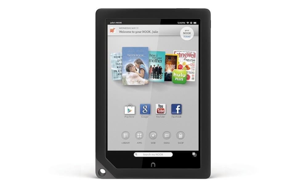Nook Hd And Hd Are Much Improved Thanks To Google Play