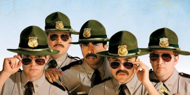 Not so Super Troopers Florida cops fired over high-speed hijinks caught on cam