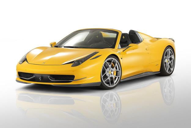 Novitec Rosso Ferrari 458 Spider: Yet another suped-up Maranello masterpiece