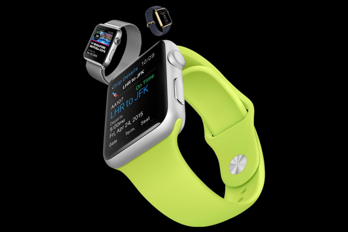 is apple watch poised to become next big travel gadget now boarding