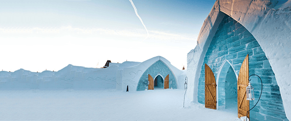 FROM ICE ROOMS TO INSIDE THE EIFFEL TOWER, 7 OF THE COOLESt HOTELS ON EARTH