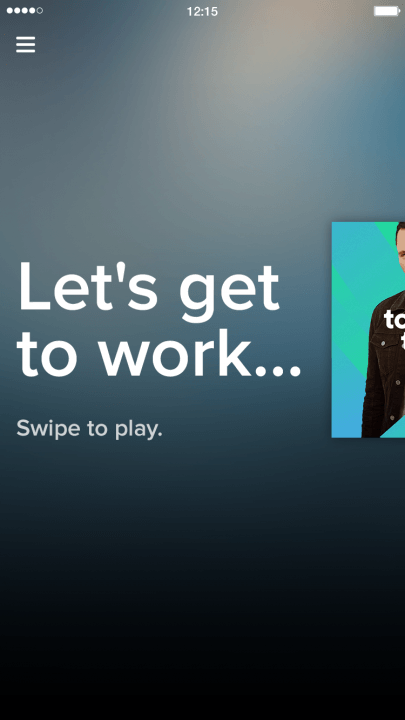 spotify adds video podcasts and running music features now workday screenshot