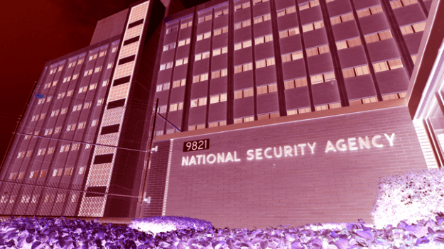 NSA building