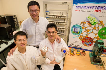 NTU fast charging battery