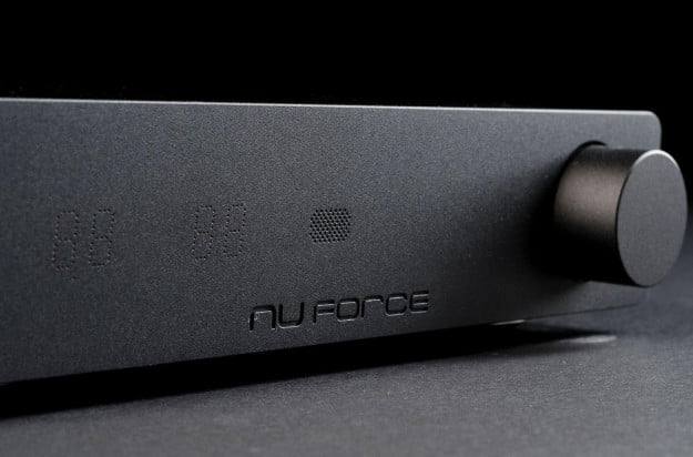 NuForce Amp review front angle