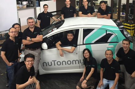 MIT's NuTonomy aims to bring