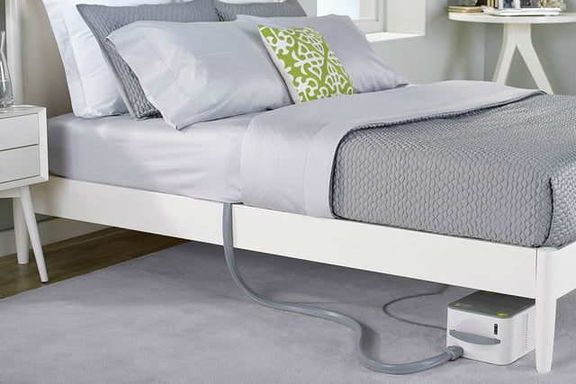 the nuyu sleep system is a temperature changing mattress pad