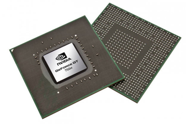Nvidia GeForce_GT_750m