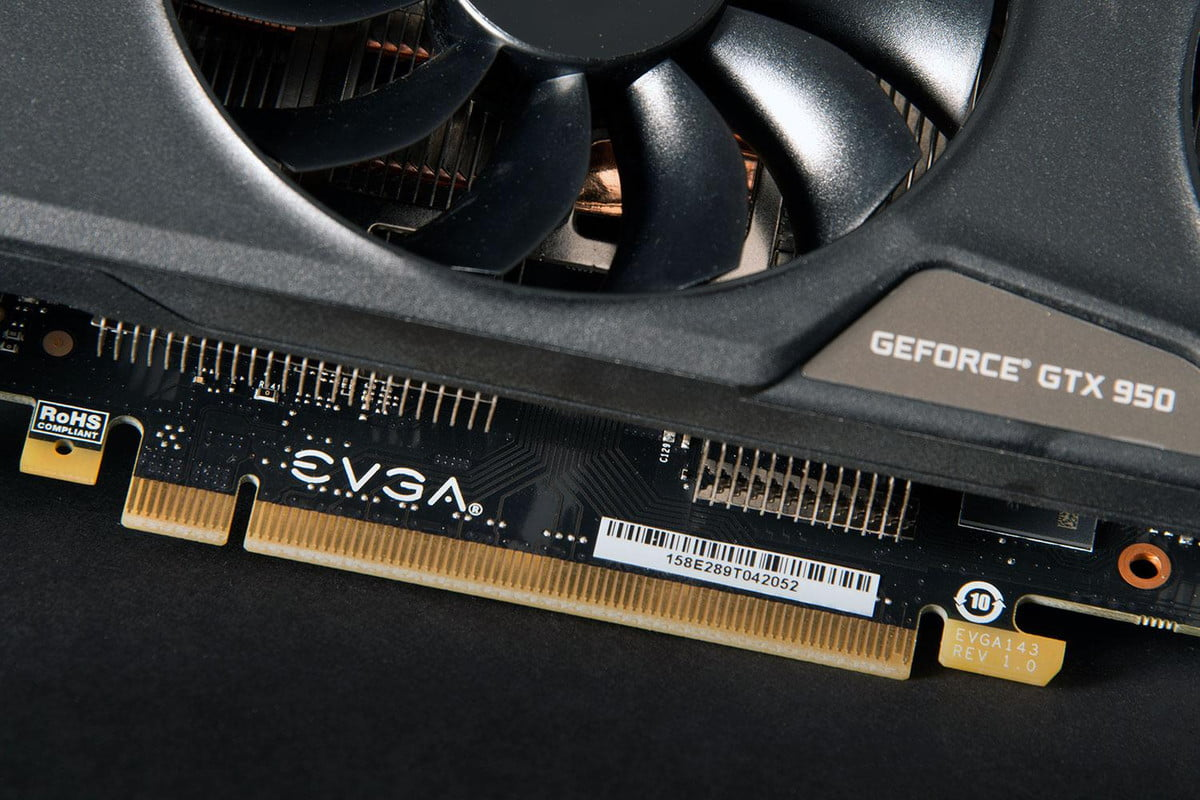 pci express  device spotted intel developer forum nvidia gtx connection