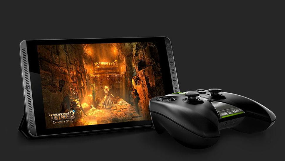 nvidia reveals shield tablet wireless controller