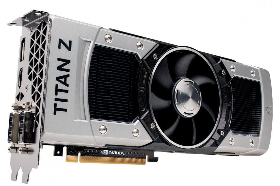 nvidias  dual gpu titan z graphics card will reportedly hit market may nvidia x