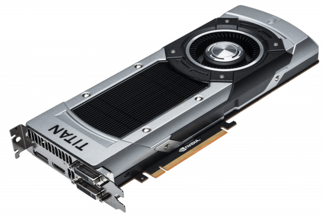 nvidia releases new geforce  graphics card drivers gtx titan black qtr