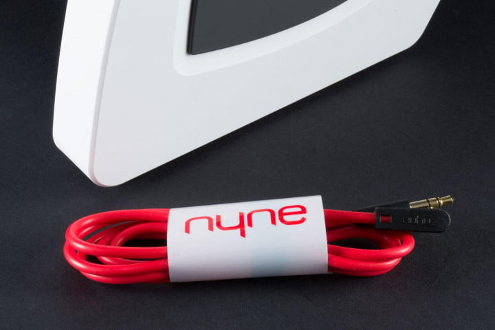nyne bass review speaker audio cable