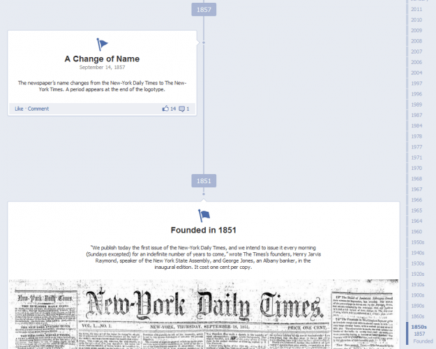 nytimes 1850s