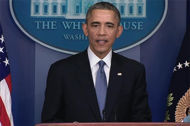 tech companies encryption letter obama sony hack