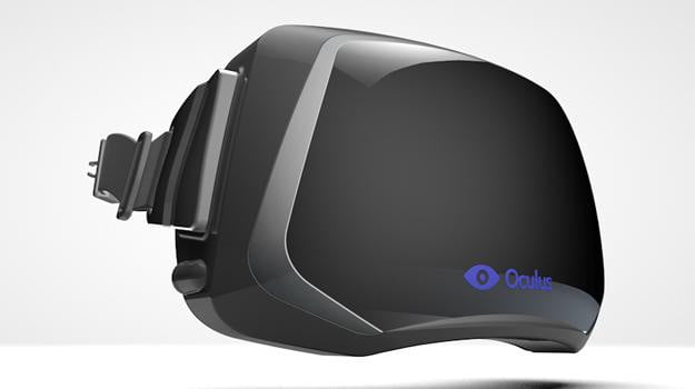 occulus rift kickstarter virtual reality glasses
