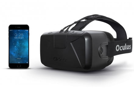 Occulus Rift iPhone