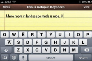 Octopus Keyboard